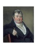 Portrait of Julius Caesar Ibbetson (1759-1817)