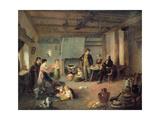 The Painter's Family at Masham  1809