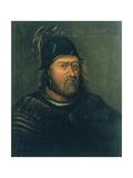 Portrait of Sir William Wallace  C1870 (C1272-1305)