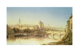 A View of Heidelberg  1873