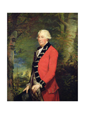 Sir Ralph Milbanke  6th Baronet  in the Uniform of the Yorkshire (North Riding) Militia  1784