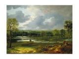 Holywells Park  Ipswich  1748-50