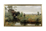 Off Fishing  1887