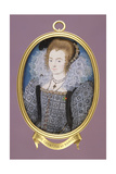 Unknown Lady (Formerly Identified as Countess of Dorset)  C1595