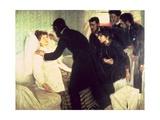 Hypnotic Seance  1887