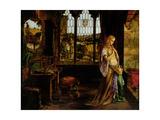 The Lady of Shalott  1858