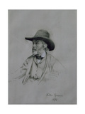 Thomas Carlyle (1795-1881)  1872