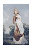 Eliza Farren  Countess of Derby (C1759-1829)  Engraved by Francesco Bartolozzi (1727-1815) …