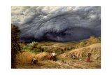 Storm in Harvest  1856