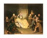"David Garrick as Sir John Brute in Vanbrugh's ""The Provok'd Wife"""