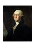 Portrait of George Washington  before 1801