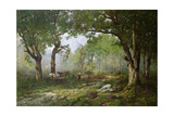 The Forest of Fontainebleau  1890