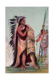 Crow Indian Pa-Ris-Ka-Roo-Pa  'The Two Crows'