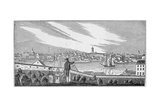 South View of Charlestown  from 'Historical Collections of Massachusetts'  by John Warner Barber …