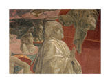 The Flood and Subsidence of the Waters and the Sacrifice and Drunkenness of Noah  Detail of a…