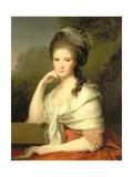 Portrait of a Woman  1778