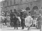 Billingsgate Market  1893