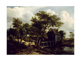 The Water Mill  1662
