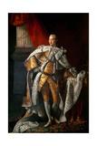 King George III (1738-1820) C1762-64