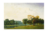 A View of the Serpentine  1815