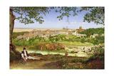 Ariccia  Italy  1860