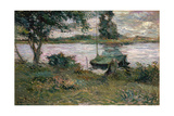 Riverbank (Bord De Riviere)  1881