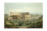 The Colosseum from the Caelian Hills  1799