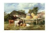 A Highland Croft  1873