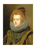 The Infanta Maria of Austria (1606-46) Queen of Hungary  1630