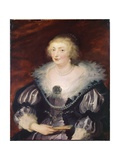 Catherine Manners  Duchess of Buckingham  C1625