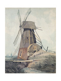 Draining Mill in Lincolnshire  1807-08