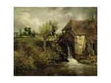 Parham's Mill  Gillingham  Dorset  1824