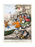 Miseries of London - the Thames at Wapping