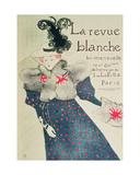 Poster Advertising 'La Revue Blanche'  1895