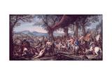 Alexander at the Battle of Arbela