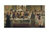 The Public Bar  1883