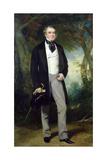 Portrait of William Beckett