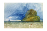 The Bass Rock  Scotland  C1833-35