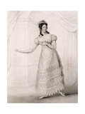 Miss Paton as Susanna in 'The Marriage of Figaro'  Pub by Colnaghi