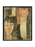 Bride and Groom (The Couple)  1915-16