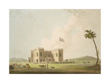 The Assembly Rooms on the Race Ground Near Madras  Plate 37 from 'Oriental Scenery: Twenty Four…