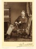 Sir Francesco Paolo Tosti (1847-1916)  Song Composer  Portrait Photograph