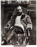 Portrait of Cesar Cui (1835-1918) 1890