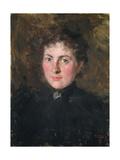 Felicia Kirchdorffer  the Niece of the Artist  1896