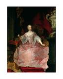 Empress Maria-Theresa (1717-80) 1744