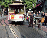 Cable Car at the End of the Line