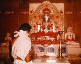 Worship of a Jain Tirthankara