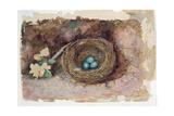 Birds Nest  1863