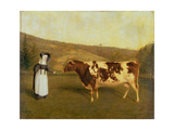 Shorthorn Cow  C1840-50