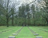 Vladslo German Military Cemetery
